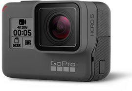 GoPro HD Hero 5 Black WiFi